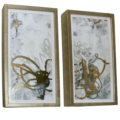 Decorative Framed Wall Hangings