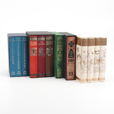 "The Folio Society Books on History and ""The Adventure of Robin Hood"""