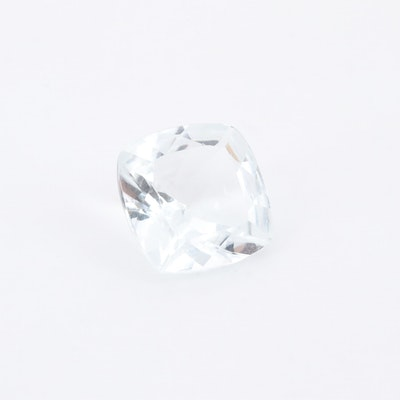 Loose 3.19 CTW Aquamarine Gemstone