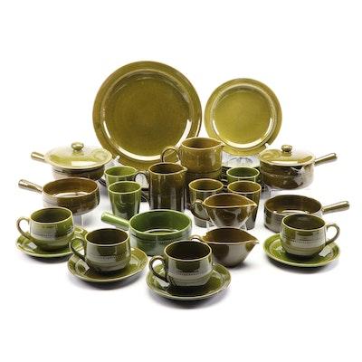 Höganäs Keramik Ceramic Dinnerware
