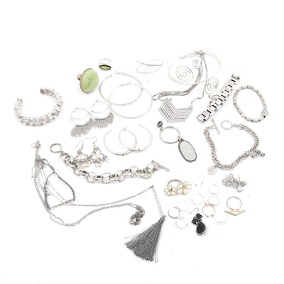Costume Jewelry Featuring Mary McFadden