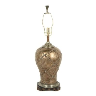 Uttermost Painted Metallic Table Lamp