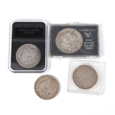 United States Silver Dollar Coins