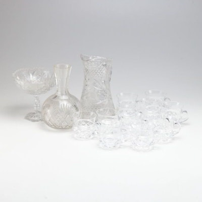 Patterned Glass Collection