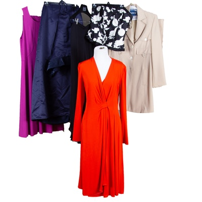 Armani, Les Copains, Helen Morley Dresses, Strapless Top, and Other Separates