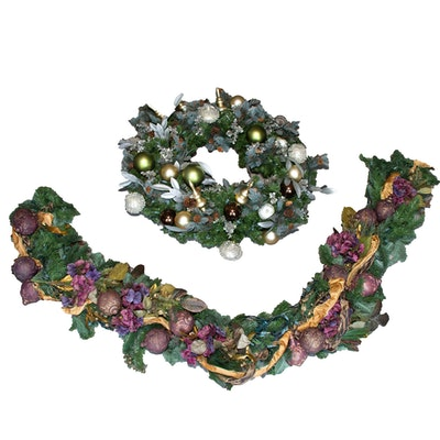 Frontgate Christmas Wreath