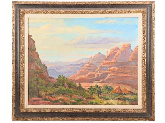 The Art of Judge Edward J. Hummer