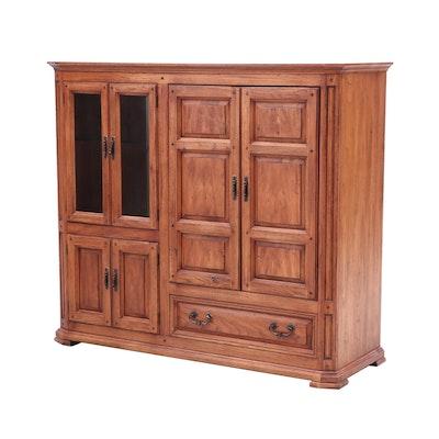 Pecan Cabinet Unit