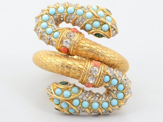 Exceptional Vintage Costume Jewelry Collection