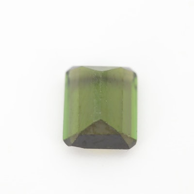 Loose 1.41 CT Tourmaline Gemstone