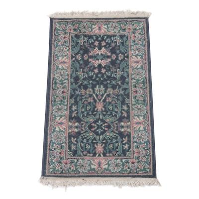 1'11 x 3'5 Power-Loomed Persian Tabriz-Style Rug