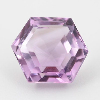 Loose 19.10 CT Amethyst Gemstone