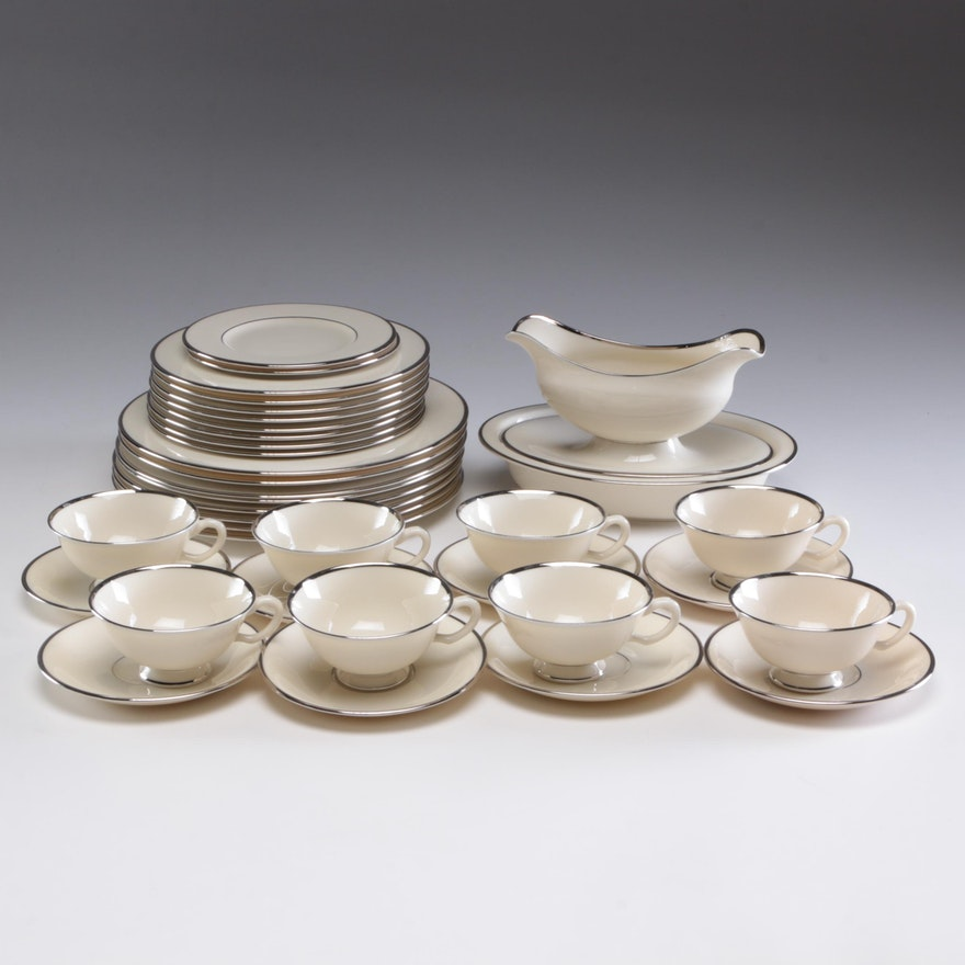 "Lenox ""Montclair"" Porcelain Dinnerware"