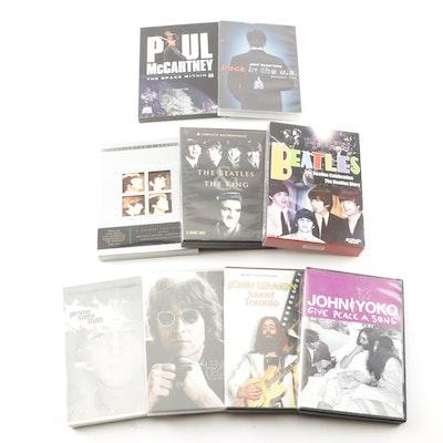 Beatles and Members DVDs
