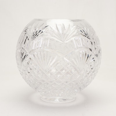 "Waterford Crystal ""Cecily"" Rose Bowl"