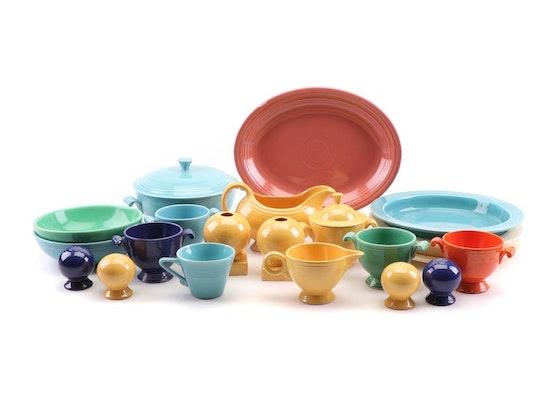 Tableware, Art, Jewelry & More