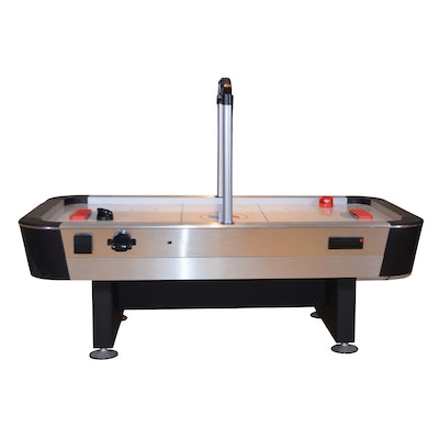 Sportcraft Turbo Air Hockey Table with Electronic Scorer