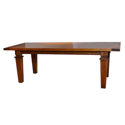 Andes International Inc., Cherrywood-Stained Dining Table
