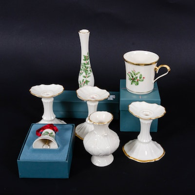 Lenox Bone China Tableware and Collectibles