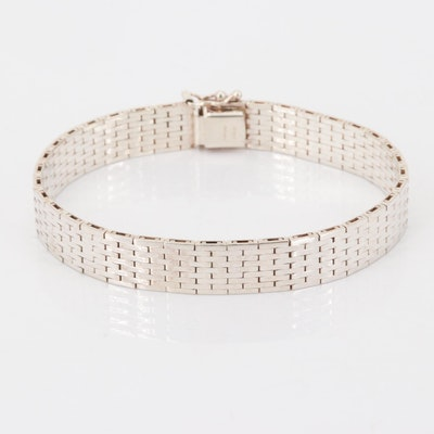 Sterling Silver Milor Bracelet