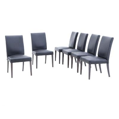 "IKEA ""Hendriksdal"" Side Chairs, Set of Six"