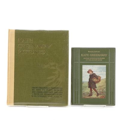 Kate Greenaway Art Books