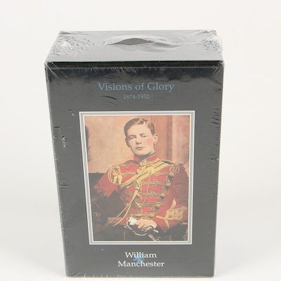 "William Manchester ""The Last Lion: Winston Spencer Churchill"" Box Set"