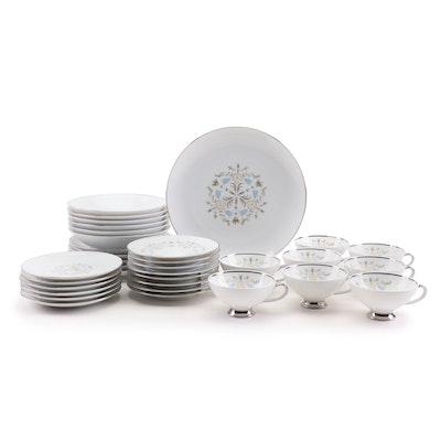 "Crown Jewel ""Americana"" Porcelain Dinnerware"
