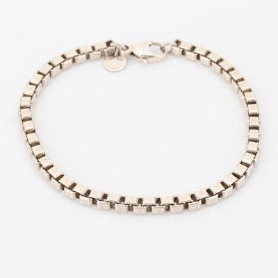 Tiffany & Co. Sterling Silver Link Bracelet