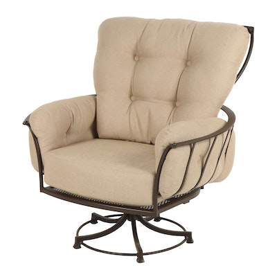 OW Lee Monterra Swivel Patio Chair