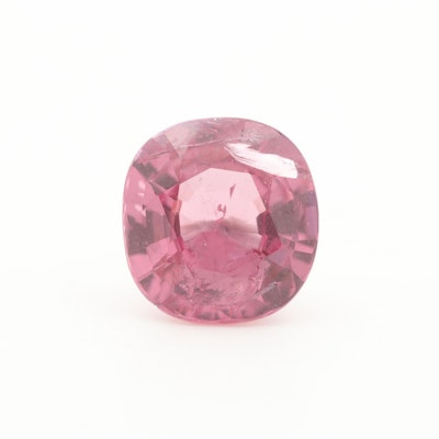 Loose 1.31 CT Garnet Gemstone