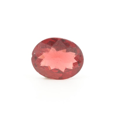 Loose 2.50 CT Garnet Gemstone