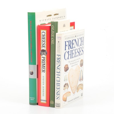 """""""French Cheeses"""" and Other Food Related Books"""