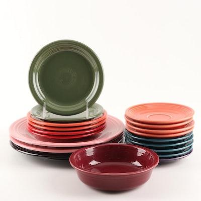 "Homer Laughlin ""Fiesta"" Contemporary Dinnerware"