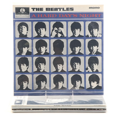 "Beatles and Members Records Featuring ""A Hard Day's Night"", More"