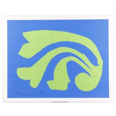 Serigraph after Henri Matisse