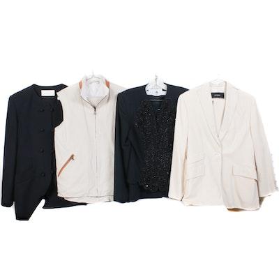 Albert Nipon, Dana Buchman, Adam Lippes, and Cividini Suits and Sets