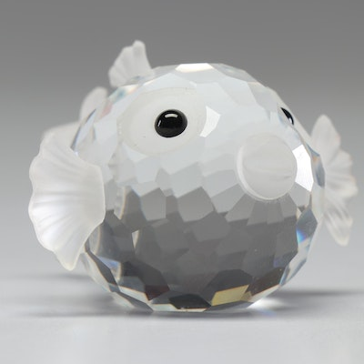 Swarovski Crystal Fish