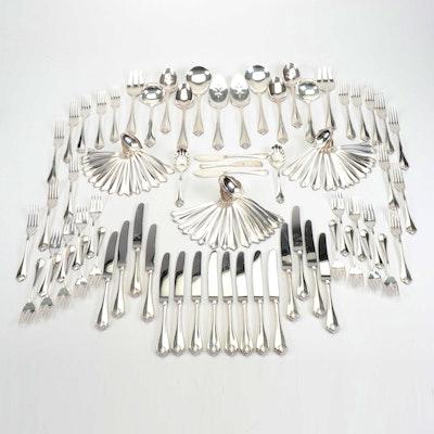 Silver Plated Rogers Oneida Flatware