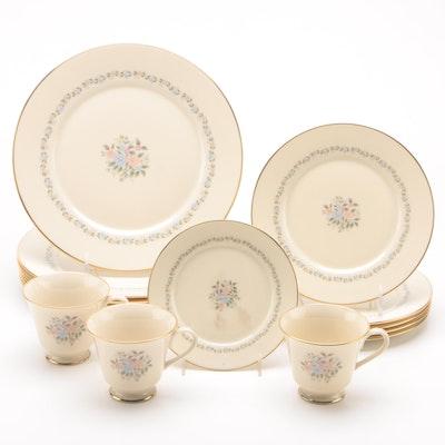 """Lenox """"Christie"""" China Dinnerware, 1982 - 1987"""