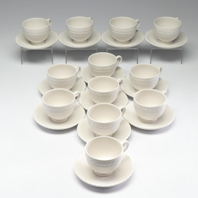 "Ralph Lauren ""Clearwater"" Tea Settings by Wedgwood"