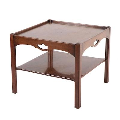 Kittinger Cherry End Table