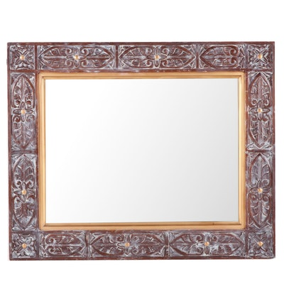 Backlit Composition Wall Mirror