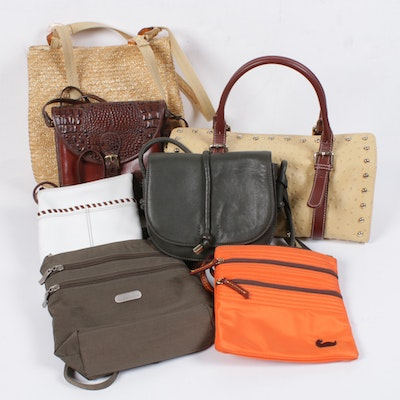 Claudia Firenze, Vince Camuto, Baggallini, and More Shoulder Bags and Handbags