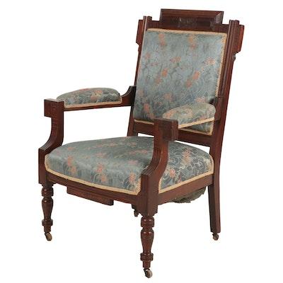 Eastlake Upholstered Armchair