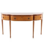 Federal Style Fruitwood Sideboard, Mid-20th Century