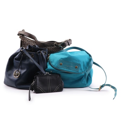 MICHAEL Michael Kors, Marc by Marc Jacobs and Cole Haan Shoulder Bags