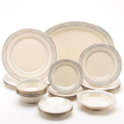 """Lenox """"Charleston"""" Bone China Dinnerware, 1982–2008"""