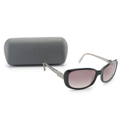 Vera Wang Aidin Sunglasses with Case