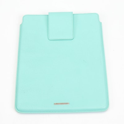 Tiffany & Co. Leather Tablet Case